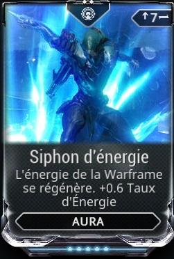 Siphon d'énergie