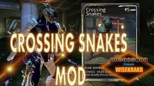 GamesWise CROSSING SNAKES MOD Dual Swords Stance Melee 2