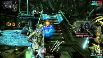 Warframe - Earth - Everest - Assassination - Boss Vay Hek -PS4 Gameplay HD-