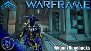 Warframe Ninkondi Nunchucks Ninja Stylin' Teaser
