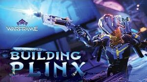 Warframe Plinx - 5 forma build