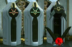 Orokin locker 2