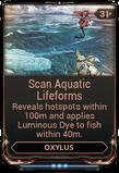 Scan Aquatic Lifeforms