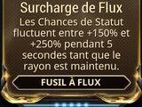 Surcharge de Flux