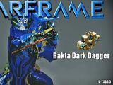 Rakta Dark Dagger