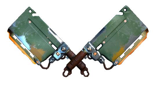 Dual-Cleavers