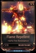 Flame Repellent