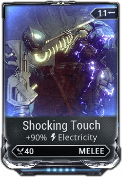Shocking Touch