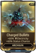 Charged Bullets