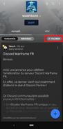 Fandom App - filtrer les catégories Discussions