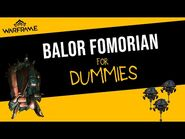 The Ultimate Guide to Completing the Balor Fomorian Event! - Warframe
