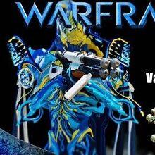 Warframe My Updated VAYKOR HEK Setup 4x Forma (U18.12.2)
