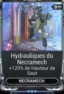 Hydrauliques du Necramech