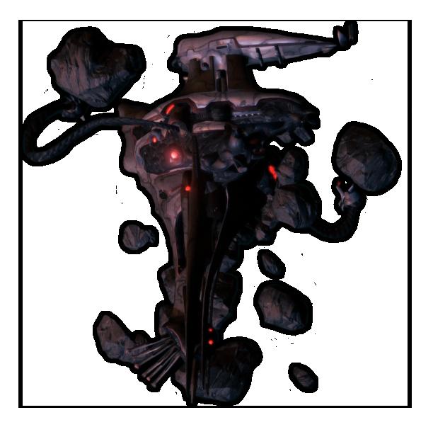 Fortaleza en asteroides Grineer