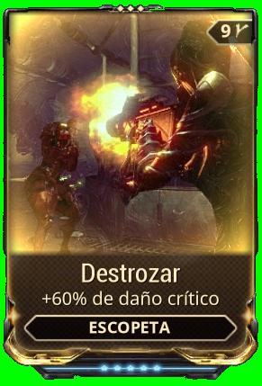 Destrozar