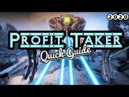 Easy Profit Taker Guide 2020 - Warframe Profit Taker Beginner's Guide