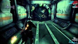 Warframe - Uranus - Perdita - Deception (Solo) -PS4 Gameplay HD-