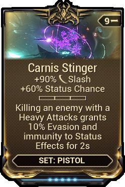 Carnis Stinger