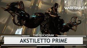Warframe Akstiletto Prime - 5 Forma thequickdraw