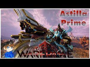 Astilla Prime Build 2021 (Guide) - The Glass Cannon - Warframe