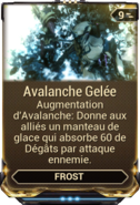 Avalanche Gelée