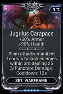 JugulusCarapaceMod