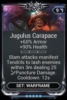 Jugulus Carapace