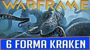Warframe 6 Forma Kraken