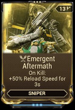 Emergent Aftermath