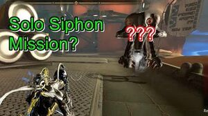 How To Solo Kuva Siphon Missions (Best CC Setup)
