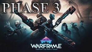 WARFRAME - Profit Taker Heist Phase 3 (Walkthrough)
