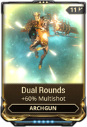 Dual Rounds
