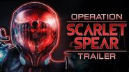 Warframe Operation Scarlet Spear Update Trailer - Live now on all Platforms!