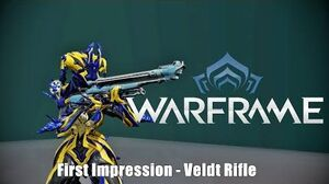 Warframe VELDT Quick First Impressions - Beasts of the Sanctuary Update