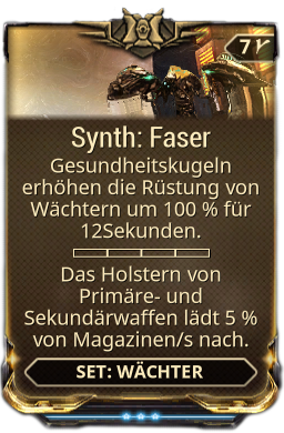 Synth: Faser