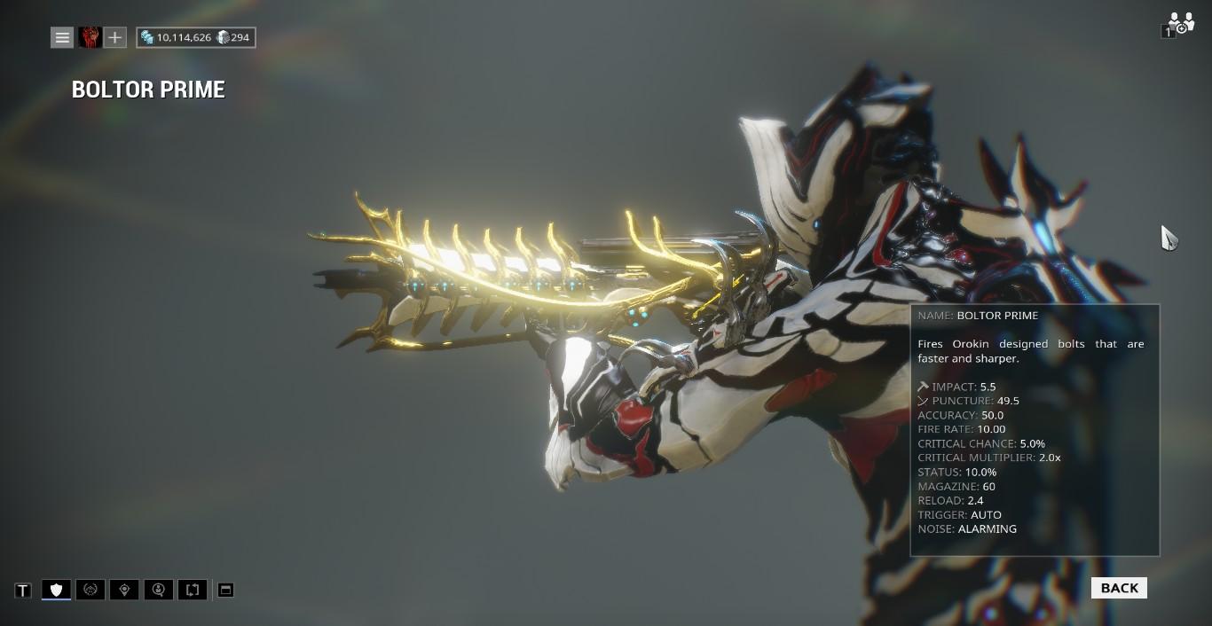 Boltor Prime
