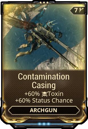 Contamination Casing