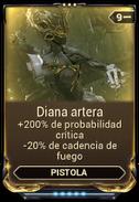 Diana artera