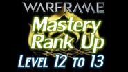Warframe Beta - Mastery Rank 13 Teszt (HD)
