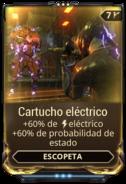 Cartucho eléctrico