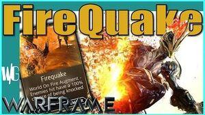 FIREQUAKE AUGMENT - Ember's World on Fire Update 17.11