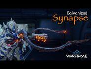 Synapse Galvanized Build & Steel Path Gameplay - Warframe