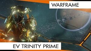 Warframe Trinity Prime 3 Forma Build