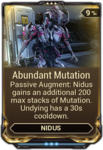 Abundant Mutation