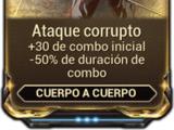 Ataque corrupto