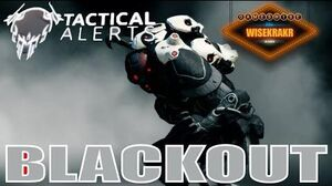 Warframe Operations - BLACKOUT Tactical Alert Update 16.3.1