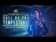 Warframe - Call of the Tempestarii Available Now on all Platforms
