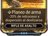 Planeo de arma