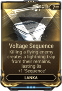 Voltage Sequence