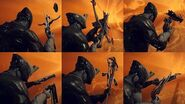 Warframe - All Tenno Weapon Reloads in 3 minutes (2012 - 2019)